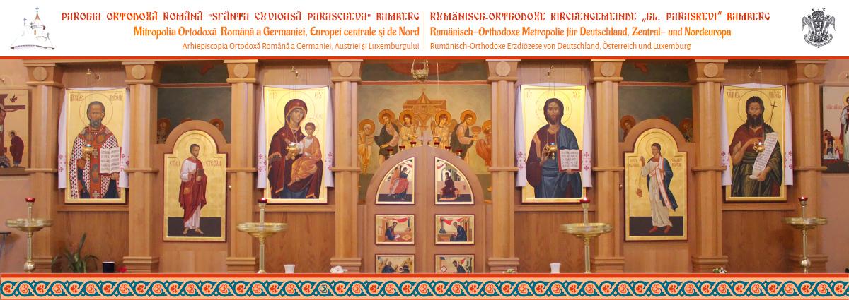 Biserica Ortodoxă Română Bamberg