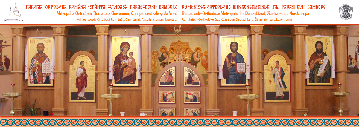 Rumänisch-Orthodoxe Kirchengemeinde Bamberg